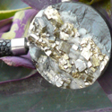 pyrite on slade